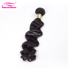 Top quality virgin unprocessed xuchang grace hair, tangle free sensual hair weave