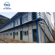 OEM/ODM Customized Prefabricated House Prefab Accommodation Cabin