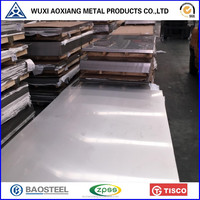 304 430 316L 201 stainless steel plate width cold rolled or hot rolled