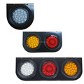 Trailer Truck heavy equipment LED lighting kit LED combination light Emark DOT approval