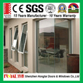 China supplier Australia standard cheap aluminium chain winder awning window