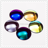 Lenses for italy design rimless glasses