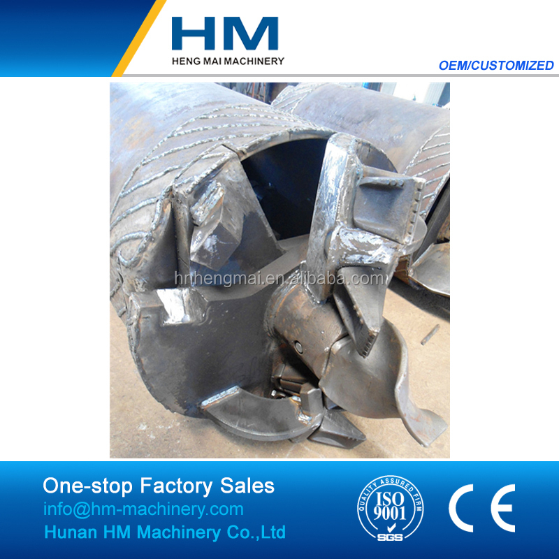 Reliable Clay Drill Bucket for Civilization Construction