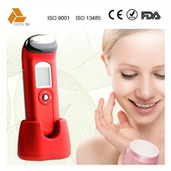 facial led light galvanic spa