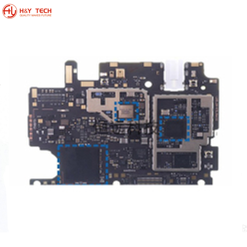Original Motherboard/Logic Board With Touch ID Unlocked For Mobile Phone 7