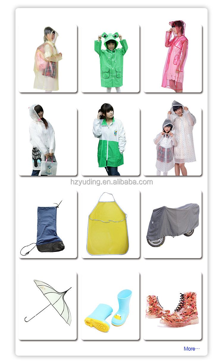 Hot sale waterproof reusable durable tpu women fashion sexy raincoat
