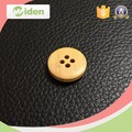 Fashion Big 4 Hole Wooden Button for Shirt