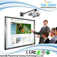 High quality smart board,optical whiteboard,electronic educational equipment for schools
