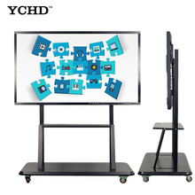 Interactieve whiteboard stand platte led-paneel