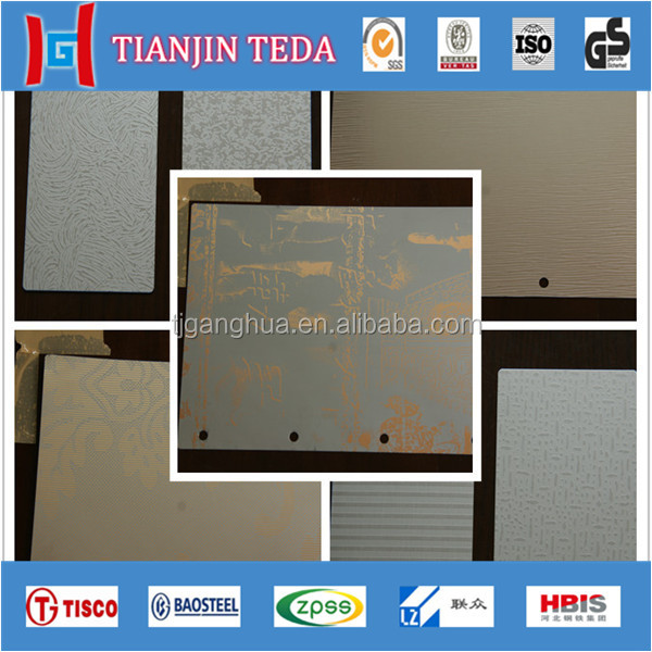 5005 5052 H38 anodized aluminum sheet for indoor decoration