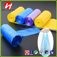Hot Selling Biodegradable Plastic Garbage Bags Trash Bags Rubbish Bags On Roll, High Quality Plastic Garbage Bags In Roll Red,Tr