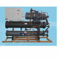 Refrigeration industry water chiller system