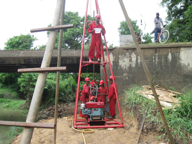 Small water well drilling rigs for sale view