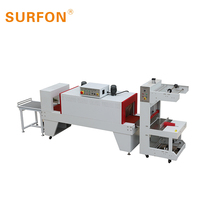 Bundle Wrapping and Shrink Machine