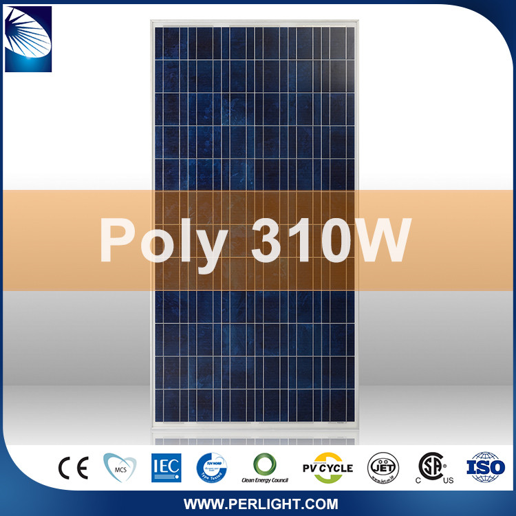 Modern Promotional Roof Most Efficient Solar Panel With Outlet