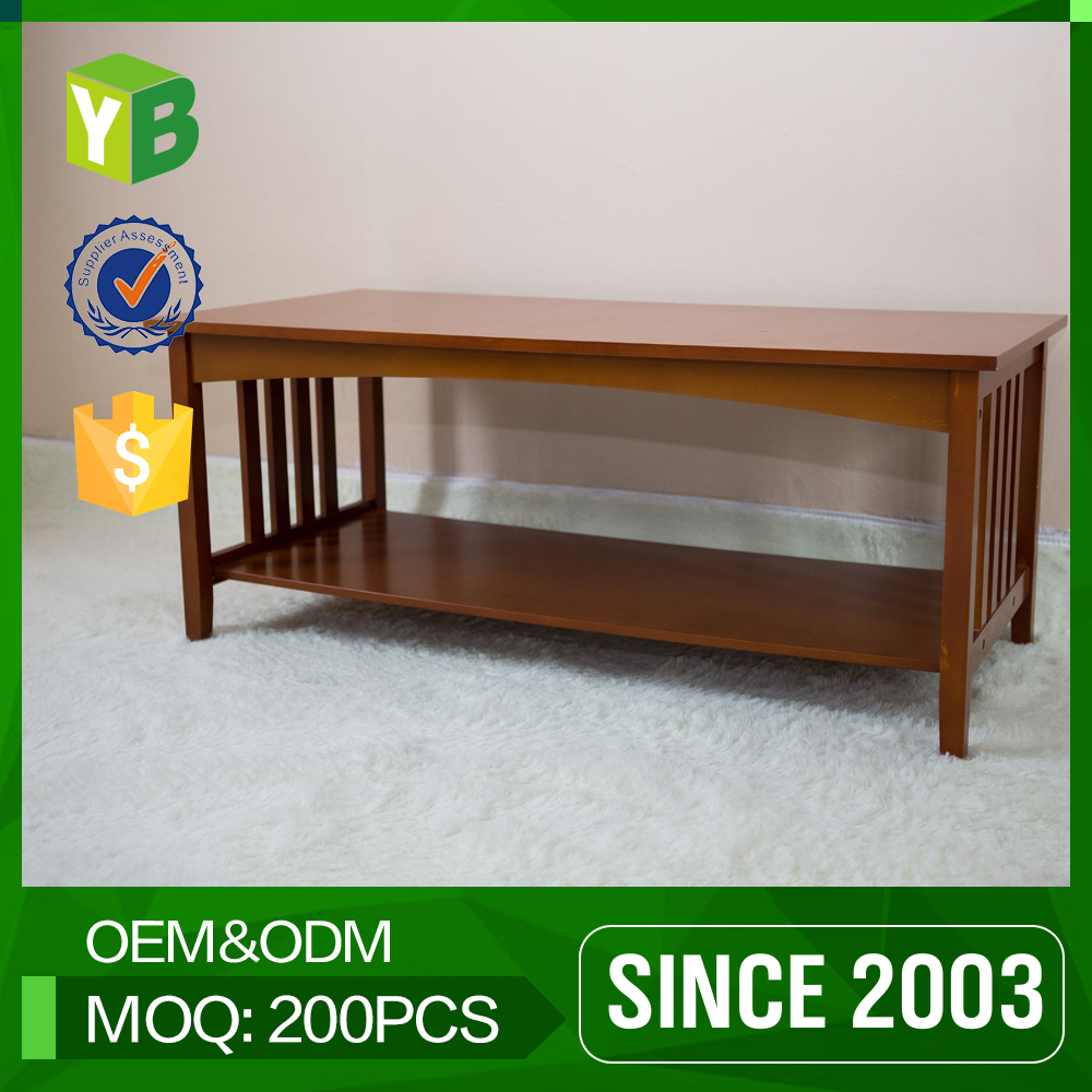 Yibang Environmental Modern Sgs Certified Mdf Statue Tables Prices Coffee Table Round Wood In The Home Center
