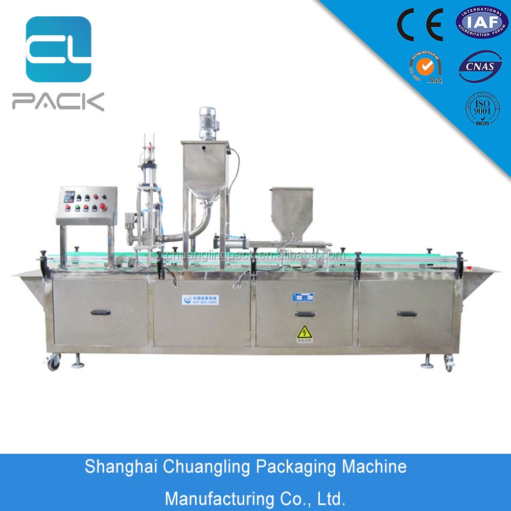 New Style Simple Operation Sachet Coffee Powder Filling Machine