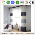 European style 100% polyester yarn dyed jacquard curtain