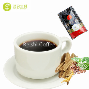 Private Label Wholesale Ganoderma Coffee 3 in 1