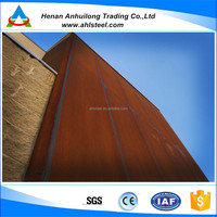 high quality weathering corten steel plate/sheet/coil 09CuPCrNi-A