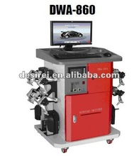 CAR WHEEL ALIGNMENT WITH CE/WHEEL ALIGNER/CAR TIRE REPAIRE MACHINE