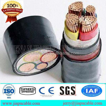 33kV XLPE Armoured High Tension Cable China Manufacturer
