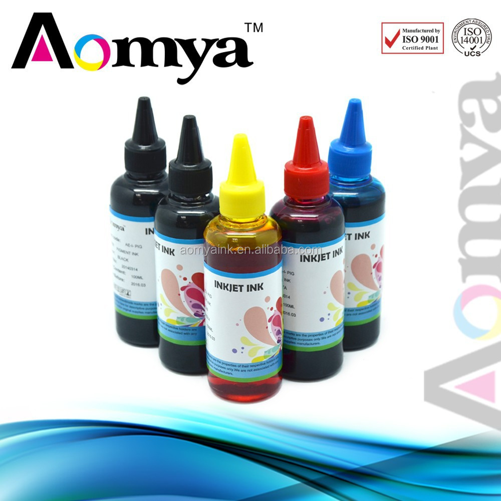 Premium Quality Bulk Refillable Dye Ink For Canon IPF 8110 9110
