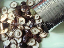 canned po-ku mushrooms in tin with good quality