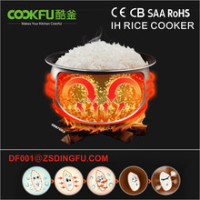 IH 40001 CE CB 1250W multi function ceramic coating inner pot electric rice cooker