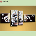FG-02336 Handmade oil painting beautiful flower paintings