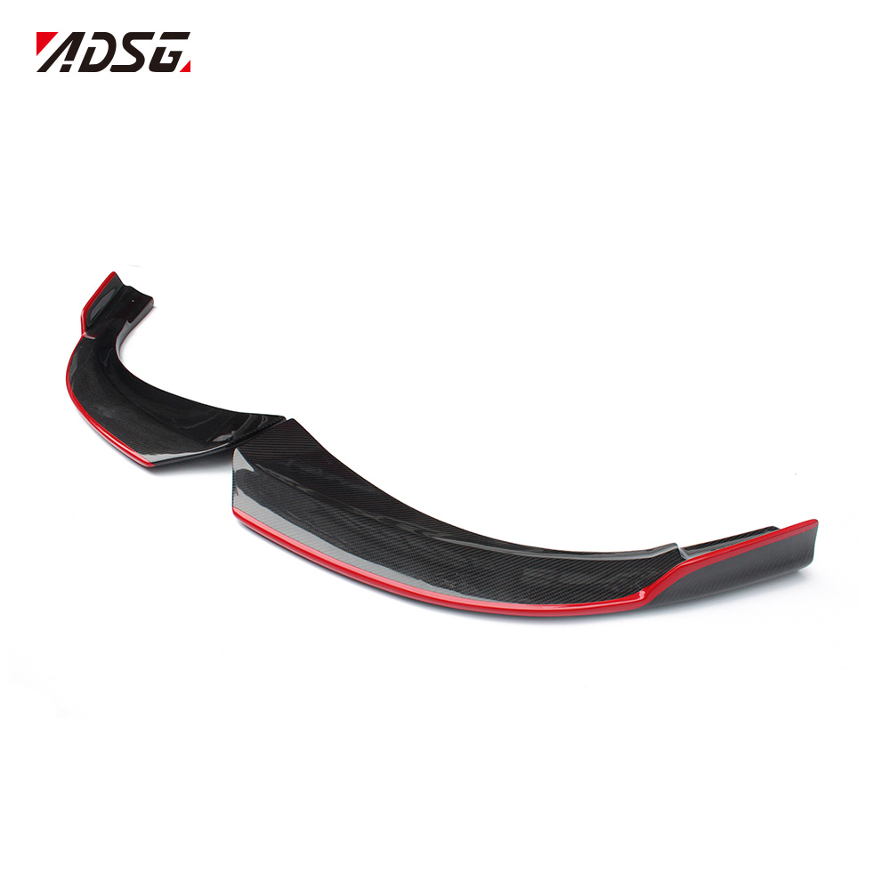 <strong>W117</strong> front Splitter for Mercedes CLA class C117 CLA45 AMG 2012 - 2015