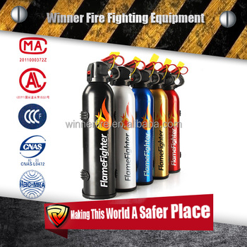 household vehicle fire extinguisher