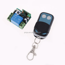 433Mhz Universal Wireless Remote Control Switch DC12V Receiver Module Transmitter 433 Mhz Remote Controls