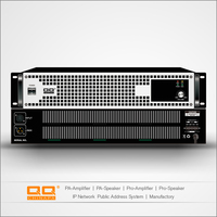 QQ LPA-4000H Power Amplifier 4000W Made In China Extreme Power Amplifier