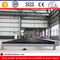 Roller conveyor shot blaster h beam shot blasting machine for sale