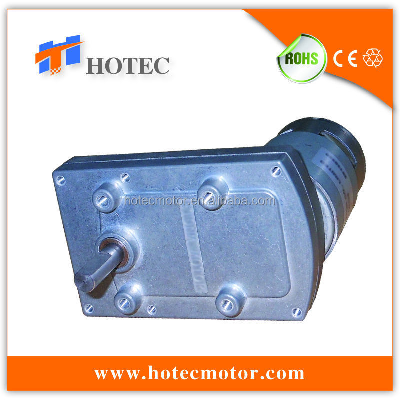 double shaft high voltage High torque electric motor 12 volt