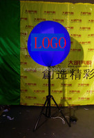 Outdoor inflatable light balloon