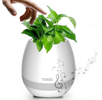 Hot Wireless Planter Speaker Smart Music Flower Pot