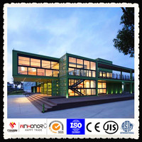LUXURIOUS PREFABRICATED CONTAINER HOUSE