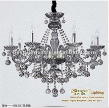 2012 Nov latest promotion modern crystal chandelier with 5-star praise,europe italian crystal chandelier for sale