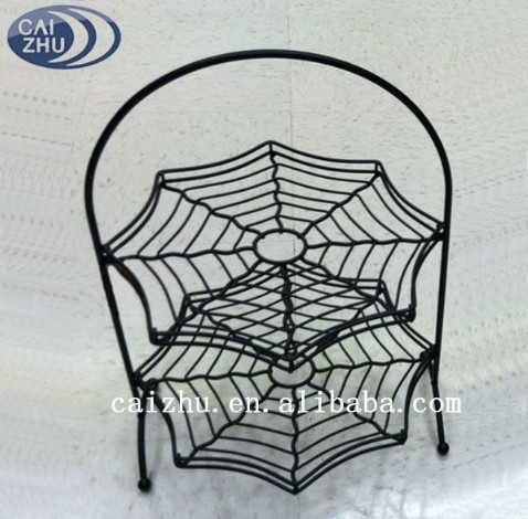 Spider Web Cupcake Holder