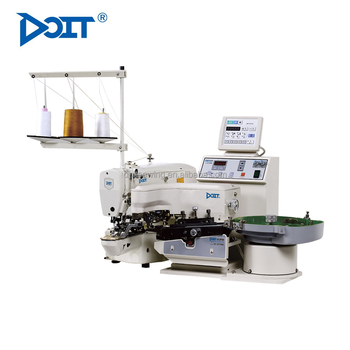 DT977MD-1903A Button to send machine/high speed direct drive electronic bar tack sewing machine