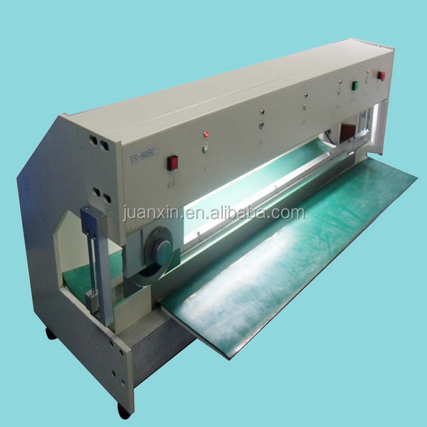 High quality automatic PCB de-paneling machine, V groove PCB depaneler