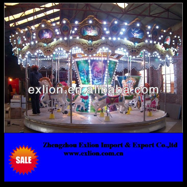 carousel horse wholesale in China