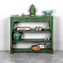 wholesale furniture china antique living room lacquered furniture console & corner table sidetable