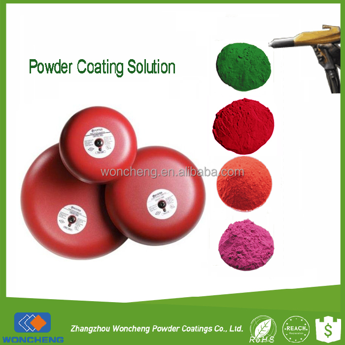 Powder Coating For Electrostatic Painting