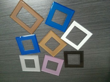 slikscreen color Smart touch switch plates