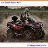 Latest CF Moto 800cc 850cc 1000cc available EFI ATV with mud tire 2015 EEC COC EPA DOT available