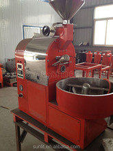 Stainless Steel Industrial Commercial Coffee Roaster Machine