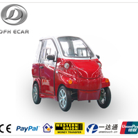 2 Seats Untra Mini Car Electric